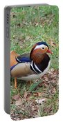 Madarin Duck Portable Battery Charger