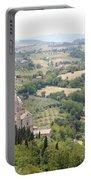 Madonna Di San Biagio Tuscany Portable Battery Charger