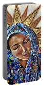 Madonna Of The Dispossessed Portable Battery Charger