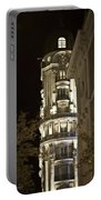 Madrid At Night Portable Battery Charger