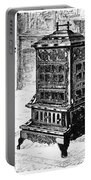 Magazine Stove, 1880 Portable Battery Charger