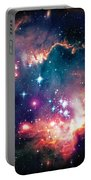 Magellanic Cloud 1 Portable Battery Charger by Jennifer Rondinelli Reilly - Fine Art Photography