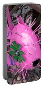 Wimberley Texas Magenta Delight Portable Battery Charger