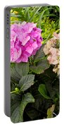 Magenta Flow Portable Battery Charger