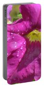 Magenta Majesty Portable Battery Charger