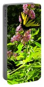 Magenta Perch Portable Battery Charger