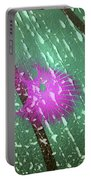 Magenta Thing Portable Battery Charger