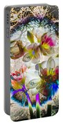 Magic Flowering Portable Battery Charger