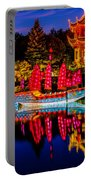 Magic Of The Lanterns Portable Battery Charger
