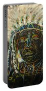 Magic Powers,  Native American Indian Chief Portable Battery Charger