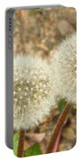 Magical Dandelion Portable Battery Charger