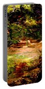 Magical Forest - Myth - Fantasy Portable Battery Charger
