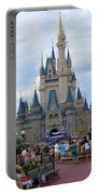 Magical Kingdom Portable Battery Charger