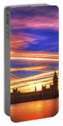Magical London Portable Battery Charger