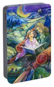 Magical Storybook Portable Battery Charger