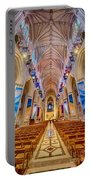 Magnificent Cathedral II Portable Battery Charger