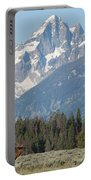 Magnificent Elk Portable Battery Charger