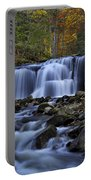 Magnificent Waterfall Portable Battery Charger