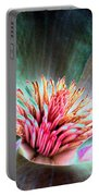 Magnolia Flower - Photopower 1841 Portable Battery Charger