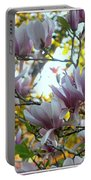 Magnolia Maidens In A Border Portable Battery Charger
