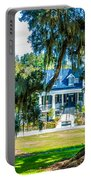 Magnolia Mansion Portable Battery Charger