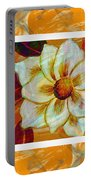 Magnolia Seduction Portable Battery Charger