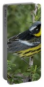 Magnolia Warbler Portable Battery Charger