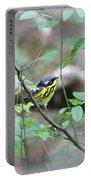 Magnolia Warbler - Bird Portable Battery Charger
