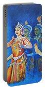 Mahishaasura Mardini Portable Battery Charger