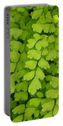 Maidenhair Fern Portable Battery Charger