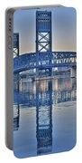Main Street Bridge Jacksonville Florida Portable Battery Charger