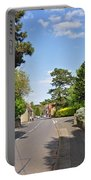 Main Street -ticknall Village Portable Battery Charger