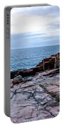 Maine Coastline Portable Battery Charger