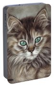 Maine Coon Portable Battery Charger