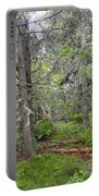 Maine Forest Portable Battery Charger