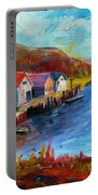 Maine Harbor Portable Battery Charger