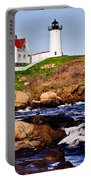 Maine's Nubble Light Portable Battery Charger