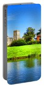 Maisemore Court And Church 2 Portable Battery Charger