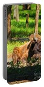 Majestic Bison Portable Battery Charger