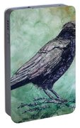 Majestic Crow Portable Battery Charger