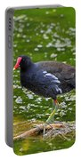 Majestic Moorhen Portable Battery Charger