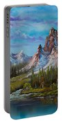 Majestic Morning Portable Battery Charger