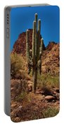 Majestic Saguaro Portable Battery Charger