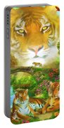 Majestic Tiger Grotto Portable Battery Charger