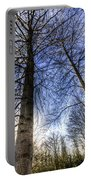 Majestic Trees Portable Battery Charger