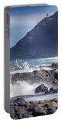 Makapuu Point Lighthouse- Oahu Hawaii V3 Portable Battery Charger