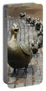 Make Way For Ducklings Portable Battery Charger