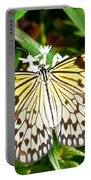 Malabar Tree Nymph Butterfly Portable Battery Charger