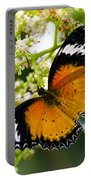 Malay Lacewing Butterfly  Portable Battery Charger