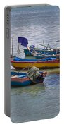 Malaysian Fishing Jetty Portable Battery Charger
